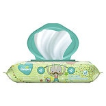 Pampers Baby Wipes Complete Clean Unscented Pop-Top