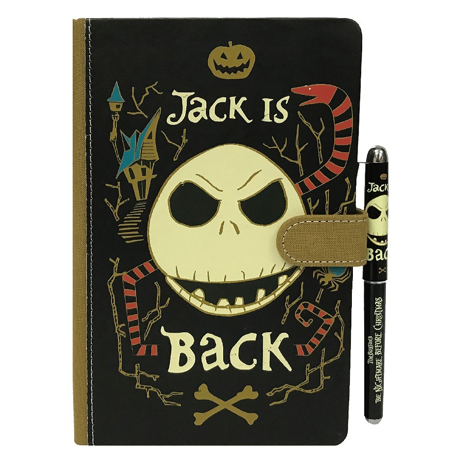 Nightmare Before Christmas Journal with Pen Assortment | Walgreens