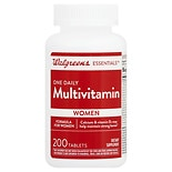 Well at Walgreens Women's Multi Vitamin Tablets