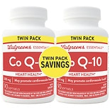 Well at Walgreens Co Q-10 200mg Twin Pack
