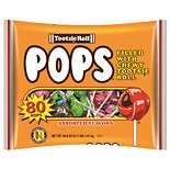 Tootsie Roll Lollipops Assorted Fruit Flavors