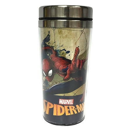 Marvel Spiderman Travel Mug - 1 ea