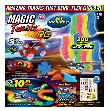 Magic Tracks RC Set - 1 ea