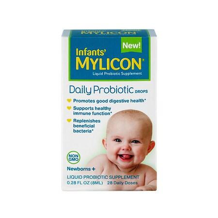Mylicon Daily Probiotic Drops - 0.28 fl oz