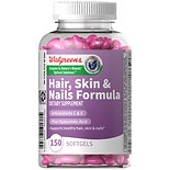Nature\'s Bounty Optimal Solutions Hair, Skin & Nails Softgels ...
