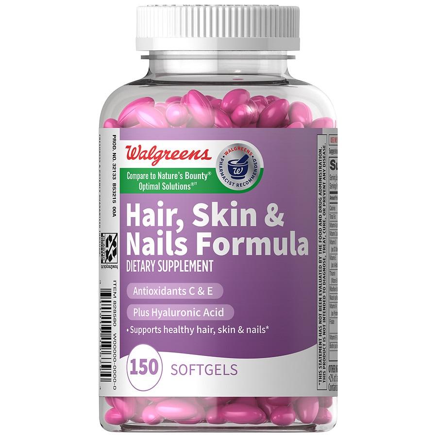 Walgreens Hair/Skin/Nail | Walgreens