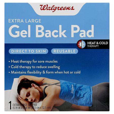 Walgreens Hot & Cold Back Pad - 1 ea