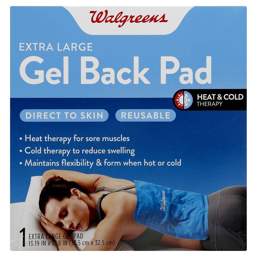 2da5039b1f Walgreens Hot & Cold Back Pad | Walgreens