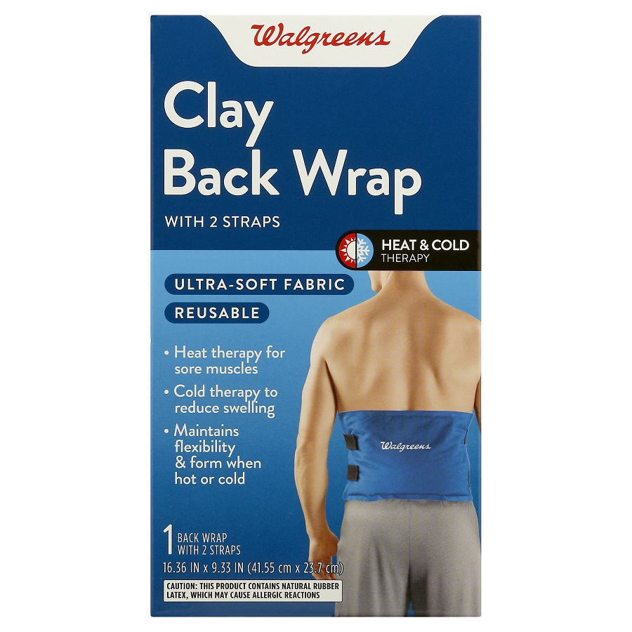 Walgreens Hot & Cold Back Wrap | Walgreens