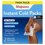Walgreens Instant Cold Packs