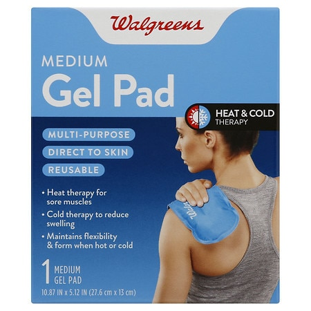 Walgreens Hot & Cold Small Compress - 1 ea