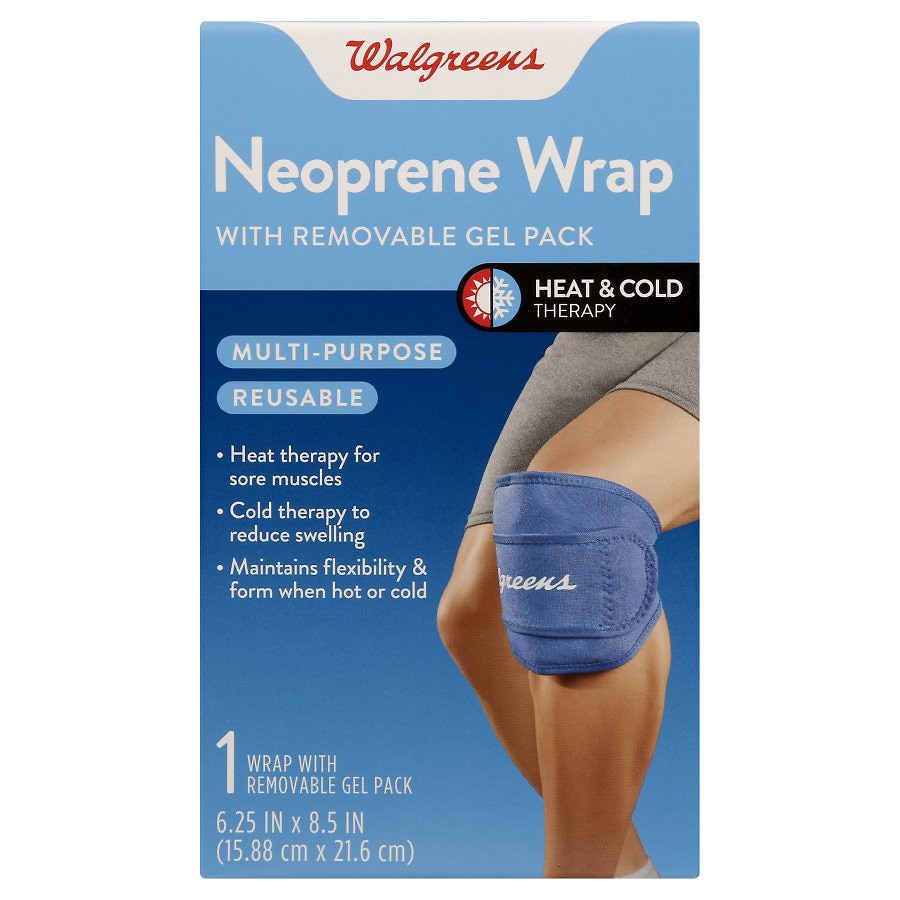 Walgreens Hot & Cold Neoprene Wrap | Walgreens