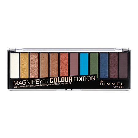Rimmel Magnif'eyes Eyeshadow Palette - 1 oz.