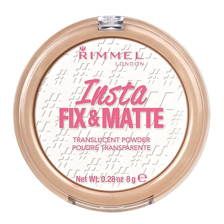Rimmel Insta Fix & Matte Setting Powder - 0.28 oz.