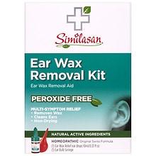Similasan Ear Wax Removal Kit
