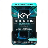 K-Y Duration Male Genital Desensitizer Gel Pump