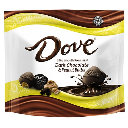 Dove Promises Peanut Butter and Dark Chocolate Candy - 7.61 oz.