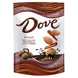 Dove Almonds with Cinnamon and Dark Chocolate Candy