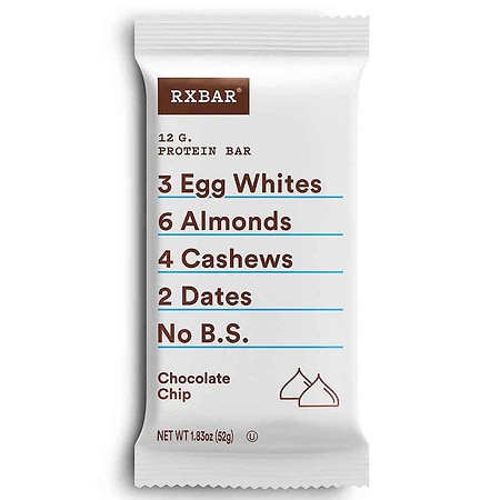 RXBAR Protein Bar Chocolate Chip - 2 oz.