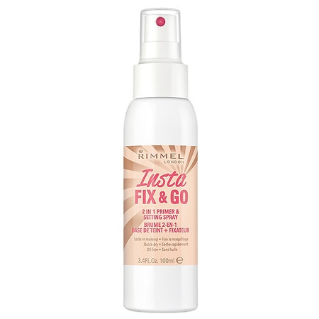 Rimmel Stay Matte Setting Spray - 3.4 fl oz