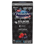 Pedialyte AdvancedCare Electrolyte Solution Ready-to-Drink Cherry Punch