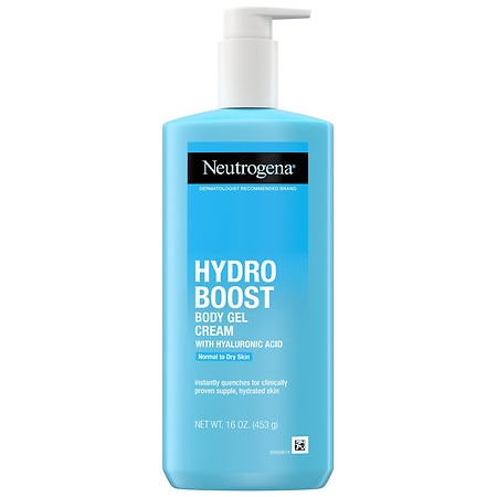 Neutrogena Hydro Boost Body Gel Cream - 16 oz.