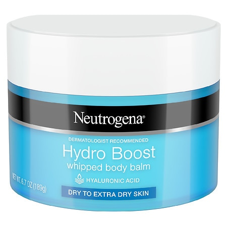 Neutrogena Hydro Boost Whipped Body Balm - 7 oz.
