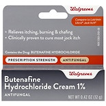 Walgreens Jock Itch Cream