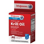 Walgreens Krill Oil Omega-3 Extra Strength 500 mg