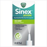 Vicks Sinex Severe No Drip Nasal Spray
