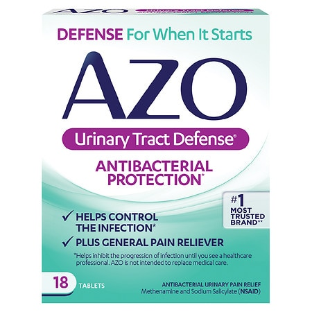 AZO Urinary Tract Defense - 18 ea