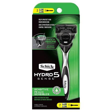 Schick Hydro 5 Sense Sensitive Razor - 1 ea