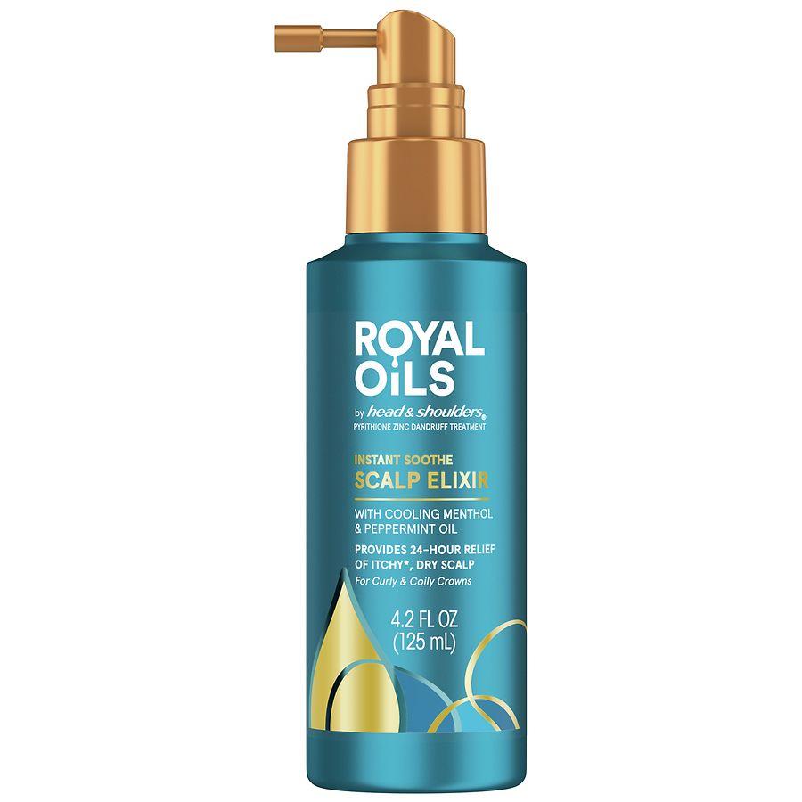 Head & Shoulders Royal Oils Instant Soothe Scalp Elixir Treatment