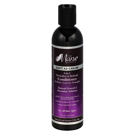 Mane Choice Soft As Can Be 3-In-1 Revitalize & Refresh Conditioner - 8 OZ