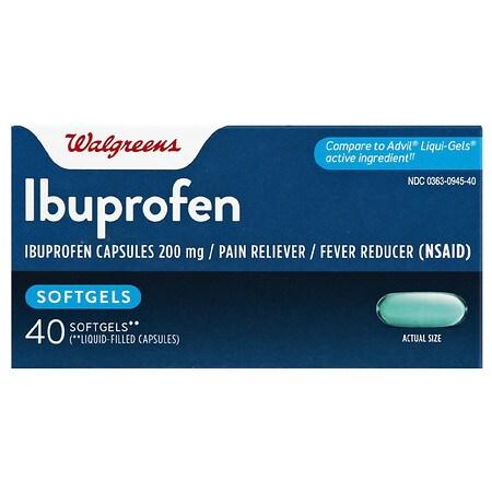 Walgreens Ibuprofen | Walgreens