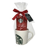 Starbucks Cocoa & Mug Set Peppermint