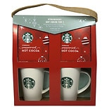 Starbucks Cocoa For Two Tote Box Peppermint