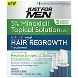 Just For Men Hair Regrowth 3 Months