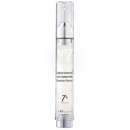 No7 Laboratories LINE CORRECTING Booster Serum - 0.5 Oz