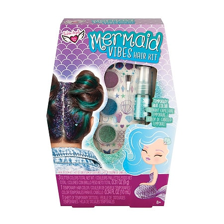 Fashion Angels Mermaid Vibes Hair Design Set - 1 ea