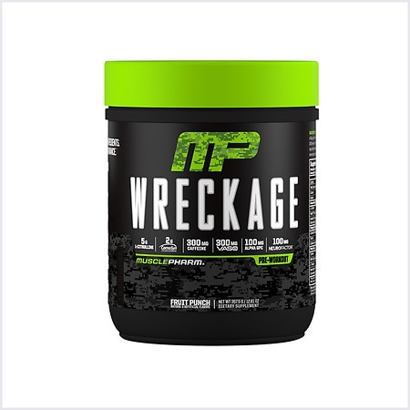 MusclePharm Wreckage Pre Workout - 25 ea
