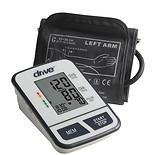 Drive Medical Economy Blood Pressure Monitor, Upper Arm White