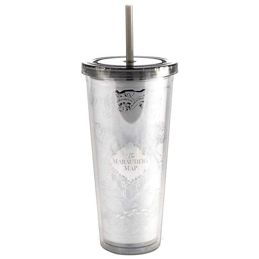 Underground Toys Harry Potter Insulated Tumbler With Straw