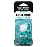 Listerine Ready! Tabs Chewable Tablets Clean Mint