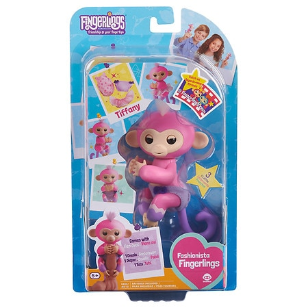 Fingerlings with Deluxe Package Clothing - 1 ea