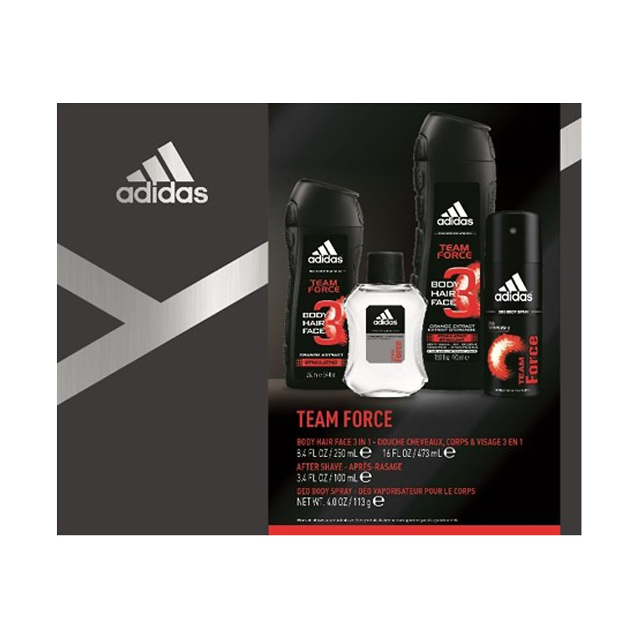 Adidas Men Team Force Gift Set ($18.00 value)1ea  sc 1 st  Walgreens : men gift sets - princetonregatta.org