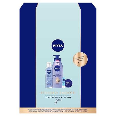 Nivea Style Smooth Gift Set - 1 ea