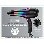 Conair Infiniti Pro Hair Dryer Rainbow