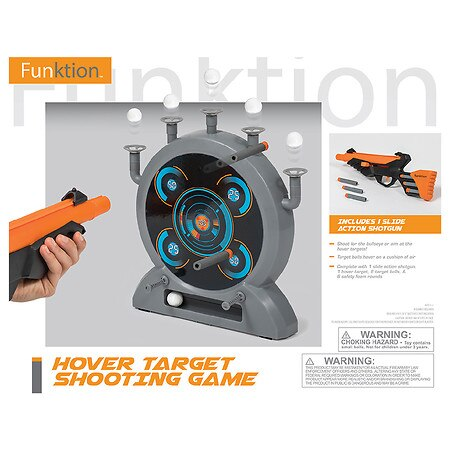 Funktion Hover Target Shooting Game - 1 ea