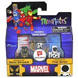 Marvel Minimates Iron Spider & The Spot